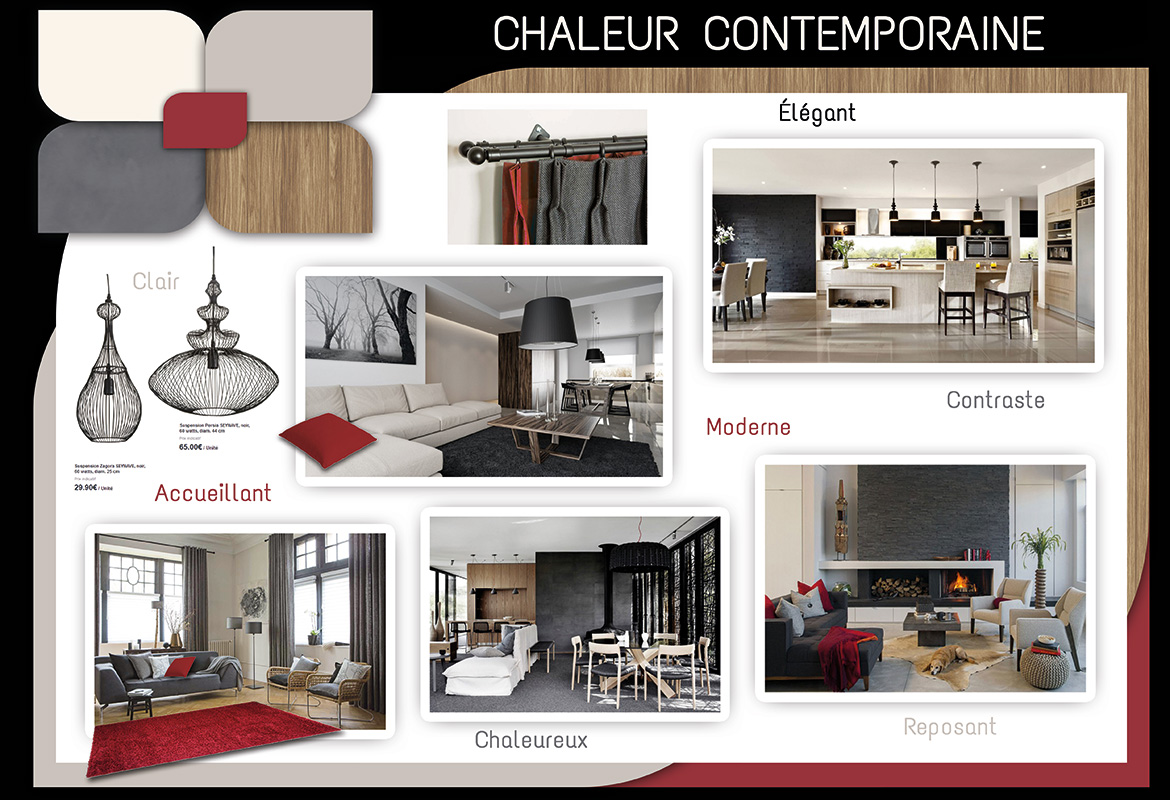 conseil d coration contemporaine. Black Bedroom Furniture Sets. Home Design Ideas