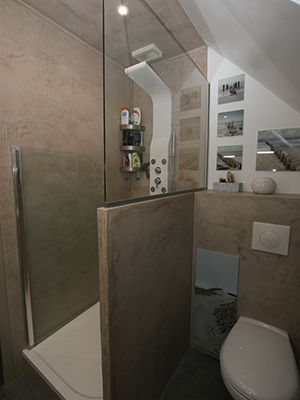 Salle bain adolescents douche2 renovation Atelier Goreti